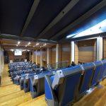 Auditorium Marco Biagi: 330 posti